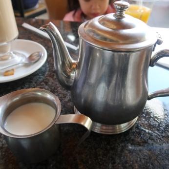 Rooibos Tea & Milk